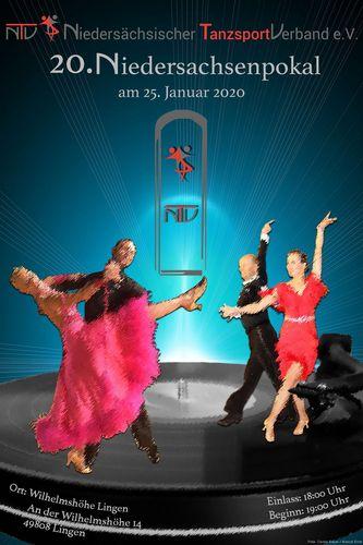 Einladung zum NTV Pokal 2020
