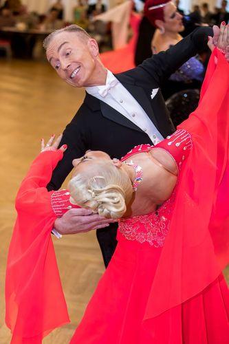 Saxonian Dance Classics: WDSF Sen III Standard