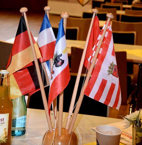 Gemeinsame Landesmeisterschaften Hauptgruppe II D-S in Hannover
