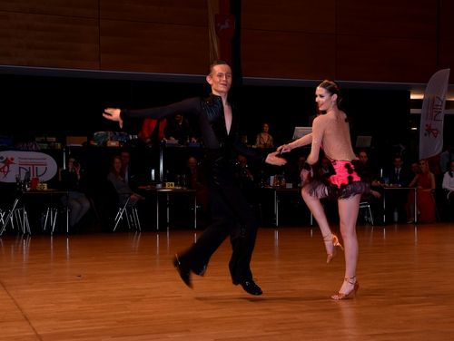 GOC: WDSF Open Youth Latin