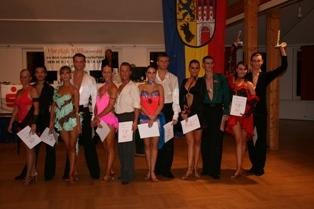 Ergebnisse Landesmeisterschaften in Nienburg: